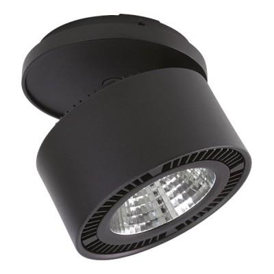 Светильник Lightstar 214847 FORTEодиночные споты<br>Врезное отверстие: d115 h22; Внешние габариты: D126, H117 ; Материал - основание/плафон: металл; Цвет-основание/плафон: черный; Лампа: LED 40W= 400W; Световой поток: 3400LM; 4000К ; Угол рассеивания: 30G;Транcформатор в комплекте<br><br>Крепление: Пружинное<br>Цветовая t, К: 4000K<br>Тип лампы: LED - светодиодная<br>Тип цоколя: LED<br>Цвет арматуры: черный<br>Количество ламп: 1<br>Диаметр, мм мм: 126<br>Высота полная, мм: 117<br>Глубина, мм: 22<br>Размеры основания, мм: 115<br>Поверхность арматуры: матовая<br>Оттенок (цвет): черный<br>MAX мощность ламп, Вт: 40