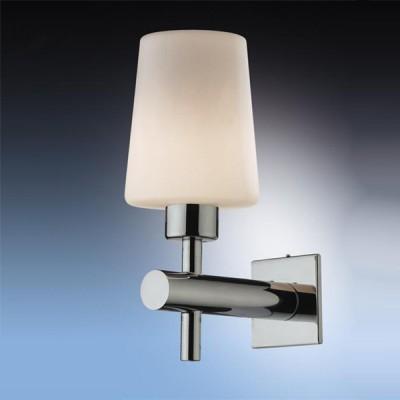 Светильник Odeon Light 2149/1W Batto хром IP44Современные<br>Используются силиконовые уплотнители для защиты от воды<br><br>S освещ. до, м2: 2<br>Тип лампы: галогенная / LED-светодиодная<br>Тип цоколя: G9<br>Цвет арматуры: серебристый<br>Количество ламп: 1<br>Ширина, мм: 85<br>Расстояние от стены, мм: 125<br>Высота, мм: 208<br>Оттенок (цвет): белый<br>MAX мощность ламп, Вт: 40