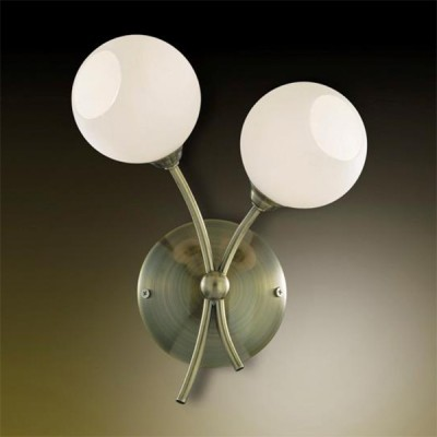 Светильник Odeon Light 2160/2W Ittal бронзаСовременные<br><br><br>S освещ. до, м2: 5<br>Тип лампы: галогенная / LED-светодиодная<br>Тип цоколя: G9<br>Количество ламп: 2<br>Ширина, мм: 210<br>MAX мощность ламп, Вт: 40<br>Высота, мм: 255<br>Цвет арматуры: бронзовый