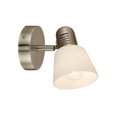 Светильник Colosseo 21601/1 POMPEIОдиночные<br>Светильники-споты – это оригинальные изделия с современным дизайном. Они позволяют не ограничивать свою фантазию при выборе освещения для интерьера. Такие модели обеспечивают достаточно качественный свет. Благодаря компактным размерам Вы можете использовать несколько спотов для одного помещения.  Интернет-магазин «Светодом» предлагает необычный светильник-спот Colosseo 21601/1 по привлекательной цене. Эта модель станет отличным дополнением к люстре, выполненной в том же стиле. Перед оформлением заказа изучите характеристики изделия.  Купить светильник-спот Colosseo 21601/1 в нашем онлайн-магазине Вы можете либо с помощью формы на сайте, либо по указанным выше телефонам. Обратите внимание, что у нас склады не только в Москве и Екатеринбурге, но и других городах России.<br><br>Тип лампы: накаливания / энергосбережения / LED-светодиодная<br>Тип цоколя: E14<br>Количество ламп: 1<br>Ширина, мм: 80<br>MAX мощность ламп, Вт: 60<br>Диаметр, мм мм: 80<br>Расстояние от стены, мм: 200<br>Высота, мм: 150<br>Цвет арматуры: бронзовый