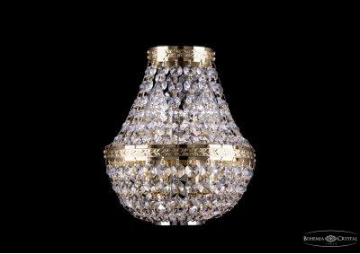 Светильник настенный бра Bohemia Ivele 2160/2/GХрустальные<br><br><br>Тип товара: Светильник настенный бра<br>Тип лампы: накаливания / энергосбережения / LED-светодиодная<br>Тип цоколя: E14<br>Количество ламп: 2<br>MAX мощность ламп, Вт: 60<br>Размеры: Диаметр - 17*9см<br>Цвет арматуры: золотой