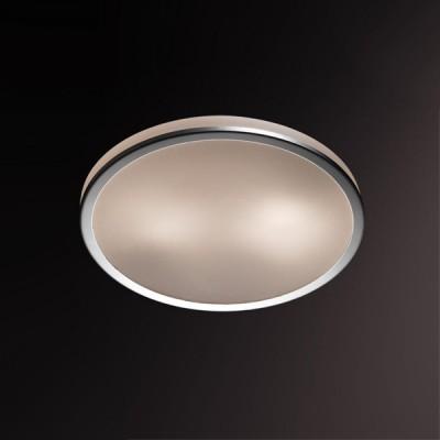 Светильник Odeon Light 2177/2C Yun хром IP44Круглые<br>Настенно потолочный светильник Odeon light (Оодеон лайт) 2177/2C YUN хром IP44 подходит как для установки в вертикальном положении - на стены, так и для установки в горизонтальном - на потолок. Для установки настенно потолочных светильников на натяжной потолок необходимо использовать светодиодные лампы LED, которые экономнее ламп Ильича (накаливания) в 10 раз, выделяют мало тепла и не дадут расплавиться Вашему потолку.<br><br>S освещ. до, м2: 8<br>Тип лампы: накаливания / энергосбережения / LED-светодиодная<br>Тип цоколя: E27<br>Количество ламп: 2<br>MAX мощность ламп, Вт: 60<br>Диаметр, мм мм: 350<br>Расстояние от стены, мм: 85<br>Оттенок (цвет): белый<br>Цвет арматуры: серебристый