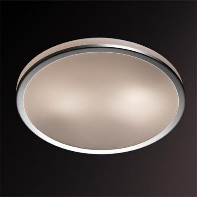 Светильник Odeon Light 2177/3C Yun хром IP44Круглые<br>Настенно потолочный светильник Odeon light (Оодеон лайт) 2177/3C YUN хром IP44 подходит как для установки в вертикальном положении - на стены, так и для установки в горизонтальном - на потолок. Для установки настенно потолочных светильников на натяжной потолок необходимо использовать светодиодные лампы LED, которые экономнее ламп Ильича (накаливания) в 10 раз, выделяют мало тепла и не дадут расплавиться Вашему потолку.<br><br>S освещ. до, м2: 12<br>Тип лампы: накаливания / энергосбережения / LED-светодиодная<br>Тип цоколя: E27<br>Количество ламп: 3<br>MAX мощность ламп, Вт: 60<br>Диаметр, мм мм: 400<br>Расстояние от стены, мм: 85<br>Оттенок (цвет): белый<br>Цвет арматуры: серебристый
