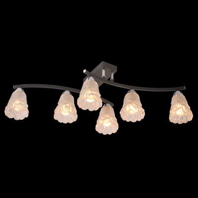 Люстра Idlamp 217/6PF BlackchromeПотолочные<br><br><br>Установка на натяжной потолок: Ограничено<br>S освещ. до, м2: 24<br>Крепление: Планка<br>Тип товара: Люстра<br>Скидка, %: 47<br>Тип цоколя: E14<br>Количество ламп: 6<br>Ширина, мм: 450<br>MAX мощность ламп, Вт: 60<br>Длина, мм: 660<br>Высота, мм: 220<br>Оттенок (цвет): Полупрозрачный<br>Цвет арматуры: серебристый