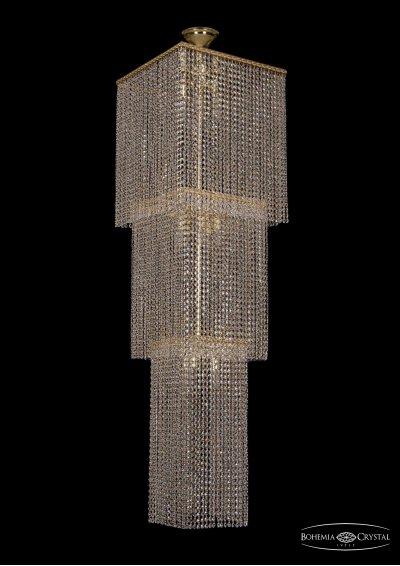 Люстра Bohemia Ivele 2180/45-160/GКаскадные<br>Компания «Светодом» предлагает широкий ассортимент люстр от известных производителей. Представленные в нашем каталоге товары выполнены из современных материалов и обладают отличным качеством. Благодаря широкому ассортименту Вы сможете найти у нас люстру под любой интерьер. Мы предлагаем как классические варианты, так и современные модели, отличающиеся лаконичностью и простотой форм.  Стильная люстра Bohemia 2180/45-160/GD станет украшением любого дома. Эта модель от известного производителя не оставит равнодушным ценителей красивых и оригинальных предметов интерьера. Люстра Bohemia 2180/45-160/GD обеспечит равномерное распределение света по всей комнате. При выборе обратите внимание на характеристики, позволяющие приобрести наиболее подходящую модель. Купить понравившуюся люстру по доступной цене Вы можете в интернет-магазине «Светодом». Мы предлагаем доставку не только по Москве и Екатеринбурге, но и по всей России.<br><br>S освещ. до, м2: 42<br>Тип лампы: накаливания / энергосбережения / LED-светодиодная<br>Тип цоколя: E14<br>Количество ламп: 14<br>MAX мощность ламп, Вт: 60<br>Диаметр, мм мм: 450<br>Высота, мм: 1600<br>Цвет арматуры: золотой