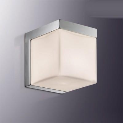 Светильник Odeon Light 2250/1W никель VekaХай-тек<br><br><br>S освещ. до, м2: 2<br>Крепление: планка<br>Тип лампы: галогенная / LED-светодиодная<br>Тип цоколя: G9<br>Цвет арматуры: серебристый<br>Количество ламп: 1<br>Ширина, мм: 90<br>Расстояние от стены, мм: 108<br>MAX мощность ламп, Вт: 40