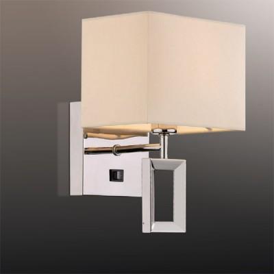 Светильник Odeon Light 2197/1W хром AtoloСовременные<br><br><br>S освещ. до, м2: 2<br>Тип лампы: накаливания / энергосбережения / LED-светодиодная<br>Тип цоколя: E14<br>Цвет арматуры: серебристый<br>Количество ламп: 1<br>Ширина, мм: 170<br>Высота, мм: 253<br>MAX мощность ламп, Вт: 40