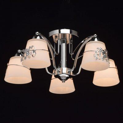 Светильник De Markt 220011505Ожидается<br><br><br>Диаметр, мм мм: 520<br>Высота, мм: 220