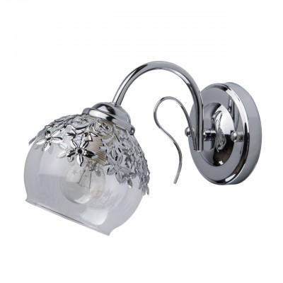 DeMarkt Вита 220021401 Светильник браКлассические<br><br><br>Тип лампы: Накаливания / энергосбережения / светодиодная<br>Тип цоколя: E14<br>Количество ламп: 1<br>Ширина, мм: 110<br>MAX мощность ламп, Вт: 60<br>Длина, мм: 170<br>Высота, мм: 240