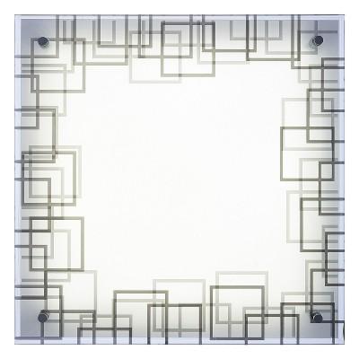 Светильник светодиодный Сонекс 2205/CL NOSTI 28Втквадратные светильники<br>Светильник светодиодный Сонекс 2205/CL NOSTI 28Вт сделает Ваш интерьер современным, стильным и запоминающимся! Наиболее функционально и эстетически привлекательно модель будет смотреться в гостиной, зале, холле или другой комнате. А в комплекте с люстрой и торшером из этой же коллекции, сделает помещение по-дизайнерски профессиональным и законченным.