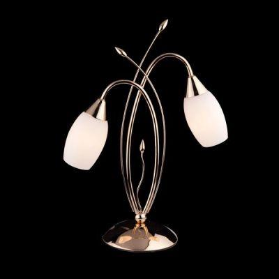 Светильник настольный Евросвет 22080/2T золотоСовременные<br>Настольная лампа – это не просто источник дополнительного освещения, но и оригинальный элемент декора. Его можно установить в спальне, гостиной, кабинете и других комнатах. Интернет-магазин «Светодом» предлагает настольные лампы разных стилей по доступным ценам. Благодаря большому ассортименту Вы обязательно найдете в нашем каталоге именно ту модель, которую искали.   Настольная лампа Евросвет 22080/2T – прекрасный вариант для завершения интерьера. Ее можно включить одновременно с люстрой для более яркого освещения или без нее для создания уютной атмосферы, настраивающей на отдых.   Купить настольную лампу Евросвет 22080/2T Вы можете с помощью виртуальной «Корзины» или по контактным номерам, указанным на сайте.<br><br>Тип лампы: накаливания / энергосбережения / LED-светодиодная<br>Тип цоколя: E14<br>Количество ламп: 2/2<br>MAX мощность ламп, Вт: 40<br>Диаметр, мм мм: 260<br>Высота, мм: 450<br>Цвет арматуры: золотой