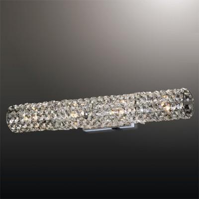 Светильник Odeon Light 2217/4W хром LodenДлинные<br>Настенно-потолочные светильники – это универсальные осветительные варианты, которые подходят для вертикального и горизонтального монтажа. В интернет-магазине «Светодом» Вы можете приобрести подобные модели по выгодной стоимости. В нашем каталоге представлены как бюджетные варианты, так и эксклюзивные изделия от производителей, которые уже давно заслужили доверие дизайнеров и простых покупателей.  Настенно-потолочный светильник Odeon light 2217/4W станет прекрасным дополнением к основному освещению. Благодаря качественному исполнению и применению современных технологий при производстве эта модель будет радовать Вас своим привлекательным внешним видом долгое время. Приобрести настенно-потолочный светильник Odeon light 2217/4W можно, находясь в любой точке России.<br><br>S освещ. до, м2: 10<br>Крепление: планка<br>Тип лампы: галогенная / LED-светодиодная<br>Тип цоколя: G9<br>Цвет арматуры: серебристый<br>Количество ламп: 4<br>Длина, мм: 600<br>Расстояние от стены, мм: 100<br>MAX мощность ламп, Вт: 40