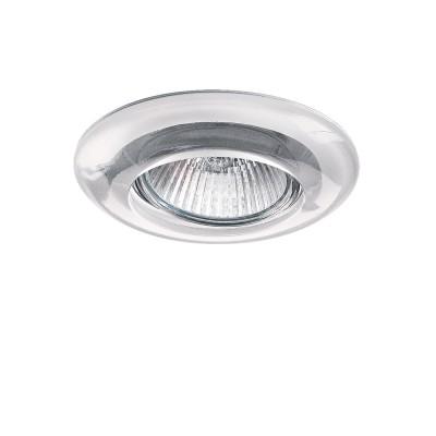 Светильник Lightstar 2230 ANELLOТочечные светильники круглые<br>Встраиваемые светильники – популярное осветительное оборудование, которое можно использовать в качестве основного источника или в дополнение к люстре. Они позволяют создать нужную атмосферу атмосферу и привнести в интерьер уют и комфорт. <br> Интернет-магазин «Светодом» предлагает стильный встраиваемый светильник Lightstar 2230. Данная модель достаточно универсальна, поэтому подойдет практически под любой интерьер. Перед покупкой не забудьте ознакомиться с техническими параметрами, чтобы узнать тип цоколя, площадь освещения и другие важные характеристики. <br> Приобрести встраиваемый светильник Lightstar 2230 в нашем онлайн-магазине Вы можете либо с помощью «Корзины», либо по контактным номерам. Мы развозим заказы по Москве, Екатеринбургу и остальным российским городам.<br><br>Тип лампы: галогенная/LED<br>Тип цоколя: MR16 / gu5.3 / GU10<br>Количество ламп: 1<br>Диаметр, мм мм: 85<br>Размеры: Диаметр вырезного отверстия<br>Высота, мм: 10<br>MAX мощность ламп, Вт: 50