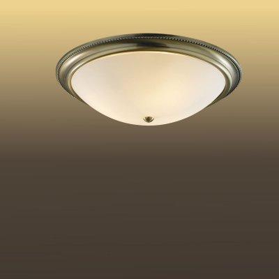 Светильник Сонекс 2231/M белый/бронза BrisКруглые<br>Настенно потолочный светильник Сонекс (Sonex) 2231/M белый/бронза BRIS подходит как для установки в вертикальном положении - на стены, так и для установки в горизонтальном - на потолок. Для установки настенно потолочных светильников на натяжной потолок необходимо использовать светодиодные лампы LED, которые экономнее ламп Ильича (накаливания) в 10 раз, выделяют мало тепла и не дадут расплавиться Вашему потолку.<br><br>S освещ. до, м2: 8<br>Тип лампы: накаливания / энергосбережения / LED-светодиодная<br>Тип цоколя: E27<br>Количество ламп: 2<br>MAX мощность ламп, Вт: 60<br>Диаметр, мм мм: 430<br>Цвет арматуры: бронзовый