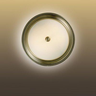 Светильник Сонекс 2231/S белый/бронза BrisКруглые<br>Настенно потолочный светильник Сонекс (Sonex) 2231/S белый/бронза BRIS подходит как для установки в вертикальном положении - на стены, так и для установки в горизонтальном - на потолок. Для установки настенно потолочных светильников на натяжной потолок необходимо использовать светодиодные лампы LED, которые экономнее ламп Ильича (накаливания) в 10 раз, выделяют мало тепла и не дадут расплавиться Вашему потолку.<br><br>S освещ. до, м2: 8<br>Тип лампы: накаливания / энергосбережения / LED-светодиодная<br>Тип цоколя: E27<br>Количество ламп: 2<br>MAX мощность ламп, Вт: 60<br>Диаметр, мм мм: 330<br>Цвет арматуры: бронзовый