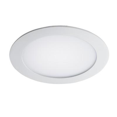 Светильник Lightstar 223122 ZOCCOКруглые<br><br><br>Цветовая t, К: 3000<br>Тип лампы: LED<br>Цвет арматуры: белый<br>Диаметр, мм мм: 174<br>Глубина, мм: 40<br>Диаметр врезного отверстия, мм: 160