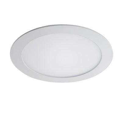 Lightstar ZOCCO 223184 СветильникКруглые LED<br>Встраиваемые светильники – популярное осветительное оборудование, которое можно использовать в качестве основного источника или в дополнение к люстре. Они позволяют создать нужную атмосферу атмосферу и привнести в интерьер уют и комфорт. <br> Интернет-магазин «Светодом» предлагает стильный встраиваемый светильник Lightstar 223184. Данная модель достаточно универсальна, поэтому подойдет практически под любой интерьер. Перед покупкой не забудьте ознакомиться с техническими параметрами, чтобы узнать тип цоколя, площадь освещения и другие важные характеристики. <br> Приобрести встраиваемый светильник Lightstar 223184 в нашем онлайн-магазине Вы можете либо с помощью «Корзины», либо по контактным номерам. Мы развозим заказы по Москве, Екатеринбургу и остальным российским городам.<br><br>Цветовая t, К: 4200<br>Тип лампы: LED<br>Тип цоколя: LED<br>Цвет арматуры: белый<br>Диаметр, мм мм: 255<br>Диаметр врезного отверстия, мм: 205<br>Высота, мм: 1<br>MAX мощность ламп, Вт: 18