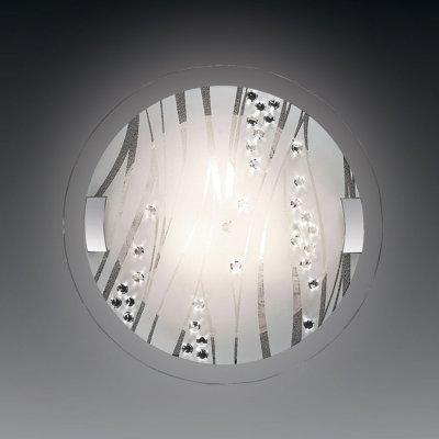 Светильник Сонекс 1232 Lakri белый/хрустальКруглые<br>Настенно-потолочные светильники – это универсальные осветительные варианты, которые подходят для вертикального и горизонтального монтажа. В интернет-магазине «Светодом» Вы можете приобрести подобные модели по выгодной стоимости. В нашем каталоге представлены как бюджетные варианты, так и эксклюзивные изделия от производителей, которые уже давно заслужили доверие дизайнеров и простых покупателей.  Настенно-потолочный светильник Сонекс 1232 станет прекрасным дополнением к основному освещению. Благодаря качественному исполнению и применению современных технологий при производстве эта модель будет радовать Вас своим привлекательным внешним видом долгое время. Приобрести настенно-потолочный светильник Сонекс 1232 можно, находясь в любой точке России.<br><br>S освещ. до, м2: 4<br>Тип лампы: накаливания / энергосбережения / LED-светодиодная<br>Тип цоколя: E27<br>Количество ламп: 1<br>MAX мощность ламп, Вт: 60<br>Диаметр, мм мм: 320<br>Цвет арматуры: серебристый