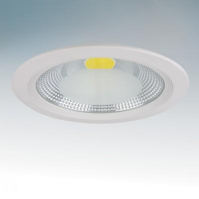 Lightstar FORTE 223304 СветильникКруглые LED<br>Встраиваемые светильники – популярное осветительное оборудование, которое можно использовать в качестве основного источника или в дополнение к люстре. Они позволяют создать нужную атмосферу атмосферу и привнести в интерьер уют и комфорт.   Интернет-магазин «Светодом» предлагает стильный встраиваемый светильник Lightstar 223304. Данная модель достаточно универсальна, поэтому подойдет практически под любой интерьер. Перед покупкой не забудьте ознакомиться с техническими параметрами, чтобы узнать тип цоколя, площадь освещения и другие важные характеристики.   Приобрести встраиваемый светильник Lightstar 223304 в нашем онлайн-магазине Вы можете либо с помощью «Корзины», либо по контактным номерам. Мы развозим заказы по Москве, Екатеринбургу и остальным российским городам.<br>