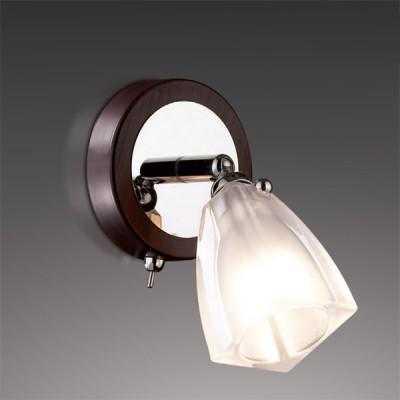 Светильник Odeon Light 2238/1W хром SaiОдиночные<br>Светильники-споты – это оригинальные изделия с современным дизайном. Они позволяют не ограничивать свою фантазию при выборе освещения для интерьера. Такие модели обеспечивают достаточно качественный свет. Благодаря компактным размерам Вы можете использовать несколько спотов для одного помещения.  Интернет-магазин «Светодом» предлагает необычный светильник-спот Odeon light 2238/1W по привлекательной цене. Эта модель станет отличным дополнением к люстре, выполненной в том же стиле. Перед оформлением заказа изучите характеристики изделия.  Купить светильник-спот Odeon light 2238/1W в нашем онлайн-магазине Вы можете либо с помощью формы на сайте, либо по указанным выше телефонам. Обратите внимание, что у нас склады не только в Москве и Екатеринбурге, но и других городах России.<br><br>S освещ. до, м2: 2<br>Тип лампы: галогенная / LED-светодиодная<br>Тип цоколя: G9<br>Количество ламп: 1<br>Ширина, мм: 100<br>MAX мощность ламп, Вт: 40<br>Высота, мм: 160<br>Цвет арматуры: серебристый