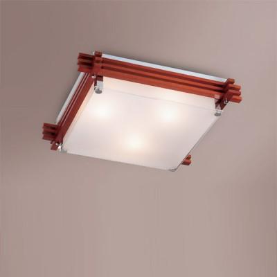 Светильник Сонекс 2241 хром TrialКвадратные<br>Настенно потолочный светильник Сонекс (Sonex) 2241  подходит как для установки в вертикальном положении - на стены, так и для установки в горизонтальном - на потолок. Для установки настенно потолочных светильников на натяжной потолок необходимо использовать светодиодные лампы LED, которые экономнее ламп Ильича (накаливания) в 10 раз, выделяют мало тепла и не дадут расплавиться Вашему потолку.<br><br>S освещ. до, м2: 8<br>Тип лампы: накаливания / энергосбережения / LED-светодиодная<br>Тип цоколя: E27<br>Цвет арматуры: серебристый<br>Количество ламп: 2<br>Ширина, мм: 410<br>Расстояние от стены, мм: 120<br>Высота, мм: 410<br>MAX мощность ламп, Вт: 60