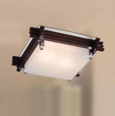 Светильник Сонекс 2241V Trial Vengue венге/хромКвадратные<br>Настенно-потолочные светильники – это универсальные осветительные варианты, которые подходят для вертикального и горизонтального монтажа. В интернет-магазине «Светодом» Вы можете приобрести подобные модели по выгодной стоимости. В нашем каталоге представлены как бюджетные варианты, так и эксклюзивные изделия от производителей, которые уже давно заслужили доверие дизайнеров и простых покупателей.  Настенно-потолочный светильник Сонекс 2241V станет прекрасным дополнением к основному освещению. Благодаря качественному исполнению и применению современных технологий при производстве эта модель будет радовать Вас своим привлекательным внешним видом долгое время. Приобрести настенно-потолочный светильник Сонекс 2241V можно, находясь в любой точке России.<br><br>S освещ. до, м2: 8<br>Тип лампы: накаливания / энергосбережения / LED-светодиодная<br>Тип цоколя: E27<br>Количество ламп: 2<br>Ширина, мм: 410<br>MAX мощность ламп, Вт: 60<br>Длина, мм: 410<br>Расстояние от стены, мм: 100<br>Цвет арматуры: серебристый