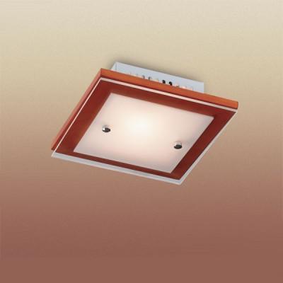 Светильник Сонекс 2242 хром FerolaКвадратные<br>Настенно потолочный светильник Сонекс (Sonex) 2242 подходит как для установки в вертикальном положении - на стены, так и для установки в горизонтальном - на потолок. Для установки настенно потолочных светильников на натяжной потолок необходимо использовать светодиодные лампы LED, которые экономнее ламп Ильича (накаливания) в 10 раз, выделяют мало тепла и не дадут расплавиться Вашему потолку.<br><br>S освещ. до, м2: 8<br>Тип лампы: накаливания / энергосбережения / LED-светодиодная<br>Тип цоколя: E14<br>Количество ламп: 2<br>Ширина, мм: 280<br>MAX мощность ламп, Вт: 60<br>Расстояние от стены, мм: 65<br>Высота, мм: 280<br>Цвет арматуры: серебристый
