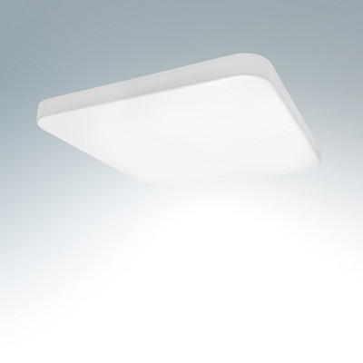 Lightstar ZOCCO 226264 СветильникПотолочные<br><br><br>Тип товара: Светильник<br>Цветовая t, К: 4200K<br>Тип лампы: LED<br>Тип цоколя: LED<br>Ширина, мм: 375<br>MAX мощность ламп, Вт: 26<br>Длина, мм: 375<br>Высота, мм: 35