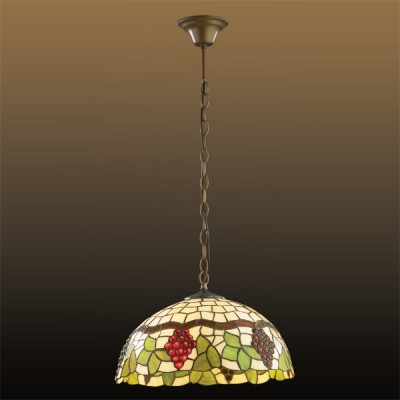 Светильник Odeon light 2267/2 коричневый TraubeПодвесные<br>Компания «Светодом» предлагает широкий ассортимент люстр от известных производителей. Представленные в нашем каталоге товары выполнены из современных материалов и обладают отличным качеством. Благодаря широкому ассортименту Вы сможете найти у нас люстру под любой интерьер. Мы предлагаем как классические варианты, так и современные модели, отличающиеся лаконичностью и простотой форм.  Стильная люстра Odeon light 2267/2 станет украшением любого дома. Эта модель от известного производителя не оставит равнодушным ценителей красивых и оригинальных предметов интерьера. Люстра Odeon light 2267/2 обеспечит равномерное распределение света по всей комнате. При выборе обратите внимание на характеристики, позволяющие приобрести наиболее подходящую модель. Купить понравившуюся люстру по доступной цене Вы можете в интернет-магазине «Светодом».<br><br>Установка на натяжной потолок: Да<br>S освещ. до, м2: 8<br>Крепление: Крюк<br>Тип лампы: накал-я - энергосбер-я<br>Тип цоколя: E27<br>Количество ламп: 2<br>MAX мощность ламп, Вт: 60<br>Диаметр, мм мм: 410<br>Высота, мм: 210-1200<br>Цвет арматуры: коричневый
