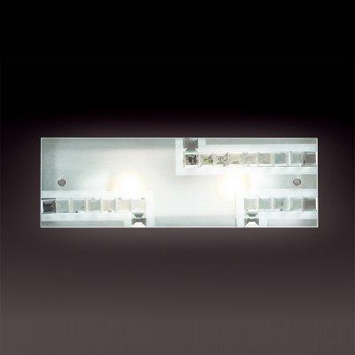 Светильник Сонекс 2269AПрямоугольные<br>Настенно-потолочные светильники – это универсальные осветительные варианты, которые подходят для вертикального и горизонтального монтажа. В интернет-магазине «Светодом» Вы можете приобрести подобные модели по выгодной стоимости. В нашем каталоге представлены как бюджетные варианты, так и эксклюзивные изделия от производителей, которые уже давно заслужили доверие дизайнеров и простых покупателей.  Настенно-потолочный светильник Сонекс 2269A станет прекрасным дополнением к основному освещению. Благодаря качественному исполнению и применению современных технологий при производстве эта модель будет радовать Вас своим привлекательным внешним видом долгое время. Приобрести настенно-потолочный светильник Сонекс 2269A можно, находясь в любой точке России.<br><br>S освещ. до, м2: 8<br>Тип лампы: накаливания / энергосбережения / LED-светодиодная<br>Тип цоколя: E27<br>Количество ламп: 2<br>Ширина, мм: 370<br>MAX мощность ламп, Вт: 60<br>Высота, мм: 120<br>Цвет арматуры: серебристый