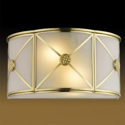 Светильник Odeon Light 2270/2W бронза RiOnaТиффани<br><br><br>S освещ. до, м2: 8<br>Тип лампы: накаливания / энергосбережения / LED-светодиодная<br>Тип цоколя: E14<br>Цвет арматуры: бронзовый<br>Количество ламп: 2<br>Ширина, мм: 320<br>Высота, мм: 160<br>MAX мощность ламп, Вт: 60