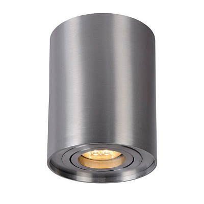 Светильник Lucide 22952/01/12накладные точечные светильники<br>Встраиваемые светильники – популярное осветительное оборудование, которое можно использовать в качестве основного источника или в дополнение к люстре. Они позволяют создать нужную атмосферу атмосферу и привнести в интерьер уют и комфорт. <br> Интернет-магазин «Светодом» предлагает стильный встраиваемый светильник Lucide 22952/01/12. Данная модель достаточно универсальна, поэтому подойдет практически под любой интерьер. Перед покупкой не забудьте ознакомиться с техническими параметрами, чтобы узнать тип цоколя, площадь освещения и другие важные характеристики. <br> Приобрести встраиваемый светильник Lucide 22952/01/12 в нашем онлайн-магазине Вы можете либо с помощью «Корзины», либо по контактным номерам. Мы развозим заказы по Москве, Екатеринбургу и остальным российским городам.<br><br>S освещ. до, м2: 3<br>Тип лампы: галогенная<br>Цвет арматуры: серебристый<br>Количество ламп: 1