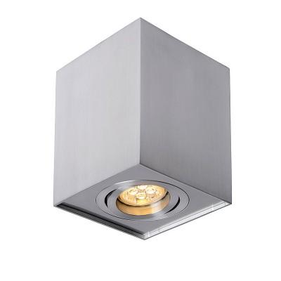 Светильник Lucide 22953/01/12Квадратные<br>Встраиваемые светильники – популярное осветительное оборудование, которое можно использовать в качестве основного источника или в дополнение к люстре. Они позволяют создать нужную атмосферу атмосферу и привнести в интерьер уют и комфорт.   Интернет-магазин «Светодом» предлагает стильный встраиваемый светильник Lucide 22953/01/12. Данная модель достаточно универсальна, поэтому подойдет практически под любой интерьер. Перед покупкой не забудьте ознакомиться с техническими параметрами, чтобы узнать тип цоколя, площадь освещения и другие важные характеристики.   Приобрести встраиваемый светильник Lucide 22953/01/12 в нашем онлайн-магазине Вы можете либо с помощью «Корзины», либо по контактным номерам. Мы развозим заказы по Москве, Екатеринбургу и остальным российским городам.<br><br>S освещ. до, м2: 3<br>Тип лампы: галогенная<br>Цвет арматуры: серебристый<br>Количество ламп: 1