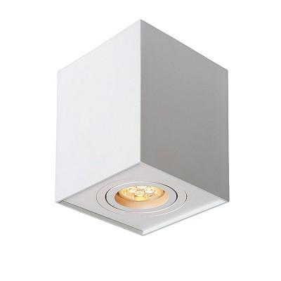 Светильник Lucide 22953/01/31Квадратные встраиваемые светильники<br>Встраиваемые светильники – популярное осветительное оборудование, которое можно использовать в качестве основного источника или в дополнение к люстре. Они позволяют создать нужную атмосферу атмосферу и привнести в интерьер уют и комфорт.   Интернет-магазин «Светодом» предлагает стильный встраиваемый светильник Lucide 22953/01/31. Данная модель достаточно универсальна, поэтому подойдет практически под любой интерьер. Перед покупкой не забудьте ознакомиться с техническими параметрами, чтобы узнать тип цоколя, площадь освещения и другие важные характеристики.   Приобрести встраиваемый светильник Lucide 22953/01/31 в нашем онлайн-магазине Вы можете либо с помощью «Корзины», либо по контактным номерам. Мы развозим заказы по Москве, Екатеринбургу и остальным российским городам.<br><br>S освещ. до, м2: 3<br>Тип лампы: галогенная<br>Цвет арматуры: белый<br>Количество ламп: 1