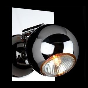 Светильник Евросвет 23102/1 хромОдиночные<br>Светильники-споты – это оригинальные изделия с современным дизайном. Они позволяют не ограничивать свою фантазию при выборе освещения для интерьера. Такие модели обеспечивают достаточно качественный свет. Благодаря компактным размерам Вы можете использовать несколько спотов для одного помещения.  Интернет-магазин «Светодом» предлагает необычный светильник-спот Евросвет 23102/1 по привлекательной цене. Эта модель станет отличным дополнением к люстре, выполненной в том же стиле. Перед оформлением заказа изучите характеристики изделия.  Купить светильник-спот Евросвет 23102/1 в нашем онлайн-магазине Вы можете либо с помощью формы на сайте, либо по указанным выше телефонам. Обратите внимание, что у нас склады не только в Москве и Екатеринбурге, но и других городах России.<br><br>S освещ. до, м2: 3<br>Тип лампы: галогенная / LED-светодиодная<br>Тип цоколя: G5.3<br>Количество ламп: 1<br>MAX мощность ламп, Вт: 50<br>Длина, мм: 120<br>Высота, мм: 140<br>Цвет арматуры: серебристый