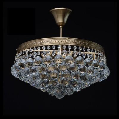 Люстра Mw light 232017004 ЖемчугПотолочные<br>Элегантность и шик светильника из коллекции Жемчуг подчёркнута классической стилистикой оформления и консервативной цветовой гаммой. Светильник прекрасно подойдёт для размещения в классических интерьерах или в современных помещениях, оформленных в стиле неоклассики. Металлическое основание выполнено в цвете медовой бронзы и имеет  дополнительный декор из чеканного узора. В светильнике из коллекции Жемчуг используется комбинация  2-х  видов хрусталя, великолепно передающая яркое сияние люстры<br><br>Установка на натяжной потолок: Да<br>S освещ. до, м2: 12<br>Крепление: Крюк<br>Тип лампы: Накаливания / энергосбережения / светодиодная<br>Тип цоколя: E27<br>Количество ламп: 4<br>MAX мощность ламп, Вт: 60<br>Диаметр, мм мм: 430<br>Высота, мм: 400<br>Поверхность арматуры: матовый<br>Цвет арматуры: бронзовый<br>Общая мощность, Вт: 240