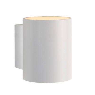Светильник Lucide 23252/01/31современные бра модерн<br><br><br>Тип лампы: галогенная/LED<br>Тип цоколя: G9<br>Цвет арматуры: белый<br>Количество ламп: 1<br>Ширина, мм: 80<br>Расстояние от стены, мм: 100<br>Высота, мм: 100<br>MAX мощность ламп, Вт: 25