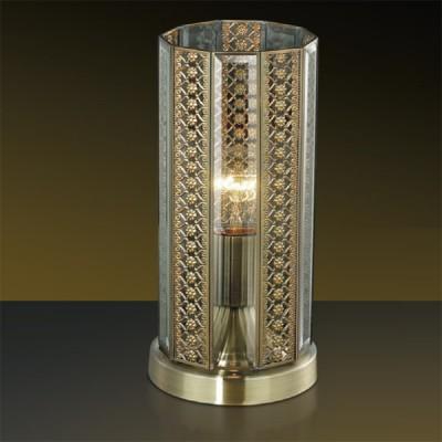 Светильник настольный Odeon light 2343/1T бронза TarosКлассические<br>Настольная лампа – это не просто источник дополнительного освещения, но и оригинальный элемент декора. Его можно установить в спальне, гостиной, кабинете и других комнатах. Интернет-магазин «Светодом» предлагает настольные лампы разных стилей по доступным ценам. Благодаря большому ассортименту Вы обязательно найдете в нашем каталоге именно ту модель, которую искали.   Настольная лампа Odeon light 2343/1T  – прекрасный вариант для завершения интерьера. Ее можно включить одновременно с люстрой для более яркого освещения или без нее для создания уютной атмосферы, настраивающей на отдых.   Купить настольную лампу Odeon light 2343/1T  Вы можете с помощью виртуальной «Корзины» или по контактным номерам, указанным на сайте.<br><br>S освещ. до, м2: 4<br>Тип лампы: накаливания / энергосбережения / LED-светодиодная<br>Тип цоколя: E27<br>Количество ламп: 1<br>MAX мощность ламп, Вт: 60<br>Диаметр, мм мм: 150<br>Высота, мм: 305<br>Цвет арматуры: бронзовый