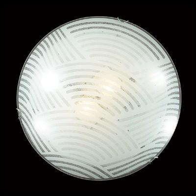 Сонекс RAINBOW 239 настенно-потолочный светильникКруглые<br>Настенно-потолочные светильники – это универсальные осветительные варианты, которые подходят для вертикального и горизонтального монтажа. В интернет-магазине «Светодом» Вы можете приобрести подобные модели по выгодной стоимости. В нашем каталоге представлены как бюджетные варианты, так и эксклюзивные изделия от производителей, которые уже давно заслужили доверие дизайнеров и простых покупателей.  Настенно-потолочный светильник Сонекс 239 станет прекрасным дополнением к основному освещению. Благодаря качественному исполнению и применению современных технологий при производстве эта модель будет радовать Вас своим привлекательным внешним видом долгое время. Приобрести настенно-потолочный светильник Сонекс 239 можно, находясь в любой точке России.<br><br>S освещ. до, м2: 6<br>Тип лампы: Накаливания / энергосбережения / светодиодная<br>Тип цоколя: E27<br>Количество ламп: 2<br>MAX мощность ламп, Вт: 60<br>Диаметр, мм мм: 400<br>Высота, мм: 105