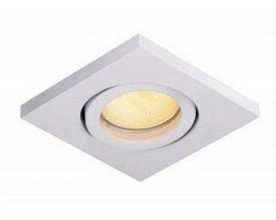 потолочный светильник Lucide 23923/21/31 TALBOOснятые с производства светильники<br>Встраиваемые светильники – популярное осветительное оборудование, которое можно использовать в качестве основного источника или в дополнение к люстре. Они позволяют создать нужную атмосферу атмосферу и привнести в интерьер уют и комфорт.   Интернет-магазин «Светодом» предлагает стильный встраиваемый светильник  Lucide 23923/21/31. Данная модель достаточно универсальна, поэтому подойдет практически под любой интерьер. Перед покупкой не забудьте ознакомиться с техническими параметрами, чтобы узнать тип цоколя, площадь освещения и другие важные характеристики.   Приобрести встраиваемый светильник  Lucide 23923/21/31 в нашем онлайн-магазине Вы можете либо с помощью «Корзины», либо по контактным номерам. Мы доставляем заказы по Москве, Екатеринбургу и остальным российским городам.<br><br>S освещ. до, м2: 3<br>Тип лампы: галогенная<br>Тип цоколя: GU10<br>Цвет арматуры: белый<br>Количество ламп: 1<br>Ширина, мм: 95<br>Длина, мм: 95<br>Высота, мм: 36<br>MAX мощность ламп, Вт: 50