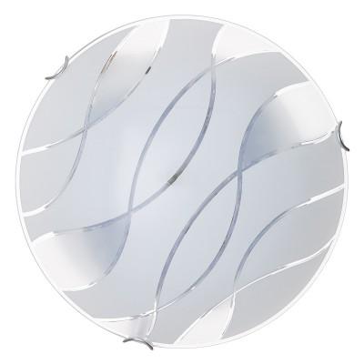 Светильник светодиодный Сонекс 244/DL MONA 48ВтКруглые<br><br><br>S освещ. до, м2: 24<br>Тип лампы: LED - светодиодная<br>Тип цоколя: LED<br>Цвет арматуры: серебристый хром<br>Диаметр, мм мм: 400<br>Высота, мм: 105<br>Оттенок (цвет): белый<br>MAX мощность ламп, Вт: 48