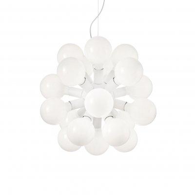 Ideal Lux DEA SP20 BIANCO Светильник подвеснойподвесные люстры хай тек стиля<br>