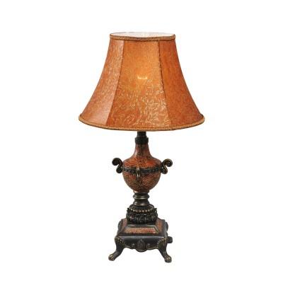 Настольная лампа Chiaro 254031601 Версаченастольные лампы с абажуром<br>Кованое металлическое основание, текстильный абажур, декоративные элементы из искусственного каучука с ручной росписью делают модель светильника Chiaro 254031601 Версаче еще более достойной и неповторимой, что позволяет вписать изделие практически в любой задуманный вами интерьер! Купите уже сегодня превосходную модель светильника Chiaro 254031601 Версаче производства Германия в интернет-магазине светодом и почувствуйте уют и комфорт в Вашем доме. Подробная информация на этой странице или по телефону.