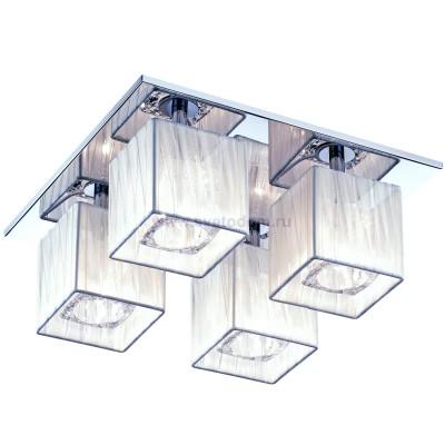 Люстра Odeon light 2566/4CПотолочные<br>Компания «Светодом» предлагает широкий ассортимент люстр от известных производителей. Представленные в нашем каталоге товары выполнены из современных материалов и обладают отличным качеством. Благодаря широкому ассортименту Вы сможете найти у нас люстру под любой интерьер. Мы предлагаем как классические варианты, так и современные модели, отличающиеся лаконичностью и простотой форм. <br>Стильная люстра Odeon light 2566/4C  станет украшением любого дома. Эта модель от известного производителя не оставит равнодушным ценителей красивых и оригинальных предметов интерьера. Люстра Odeon light 2566/4C  обеспечит равномерное распределение света по всей комнате. При выборе обратите внимание на характеристики, позволяющие приобрести наиболее подходящую модель. <br>Купить понравившуюся люстру по доступной цене Вы можете в интернет-магазине «Светодом».<br><br>Установка на натяжной потолок: Ограничено<br>S освещ. до, м2: 11<br>Крепление: Планка<br>Тип лампы: галогенная / LED-светодиодная<br>Тип цоколя: G9<br>Количество ламп: 4<br>Ширина, мм: 350<br>MAX мощность ламп, Вт: 40<br>Длина, мм: 350<br>Оттенок (цвет): белый<br>Цвет арматуры: серебристый