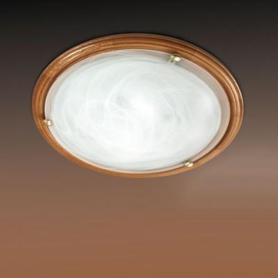 Сонекс NAPOLI 259 настенно-потолочный светильникКруглые<br>Настенно потолочный светильник Сонекс (Sonex) 259  подходит как для установки в вертикальном положении - на стены, так и для установки в горизонтальном - на потолок. Для установки настенно потолочных светильников на натяжной потолок необходимо использовать светодиодные лампы LED, которые экономнее ламп Ильича (накаливания) в 10 раз, выделяют мало тепла и не дадут расплавиться Вашему потолку.<br><br>S освещ. до, м2: 13<br>Тип лампы: накаливания / энергосбережения / LED-светодиодная<br>Тип цоколя: E27<br>Цвет арматуры: золотой<br>Количество ламп: 2<br>Диаметр, мм мм: 460<br>MAX мощность ламп, Вт: 100