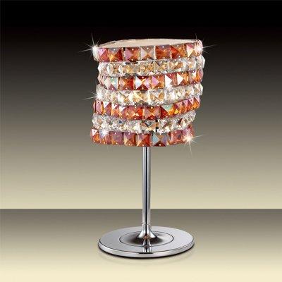 Светильник настольный Odeon light 2606/1TХай тек<br>Настольная лампа – это не просто источник дополнительного освещения, но и оригинальный элемент декора. Его можно установить в спальне, гостиной, кабинете и других комнатах. Интернет-магазин «Светодом» предлагает настольные лампы разных стилей по доступным ценам. Благодаря большому ассортименту Вы обязательно найдете в нашем каталоге именно ту модель, которую искали.   Настольная лампа Odeon light 2606/1T  – прекрасный вариант для завершения интерьера. Ее можно включить одновременно с люстрой для более яркого освещения или без нее для создания уютной атмосферы, настраивающей на отдых.   Купить настольную лампу Odeon light 2606/1T  Вы можете с помощью виртуальной «Корзины» или по контактным номерам, указанным на сайте.<br><br>S освещ. до, м2: 3<br>Тип цоколя: G9<br>Количество ламп: 1<br>Ширина, мм: 220<br>MAX мощность ламп, Вт: 40<br>Высота, мм: 440<br>Цвет арматуры: серебристый