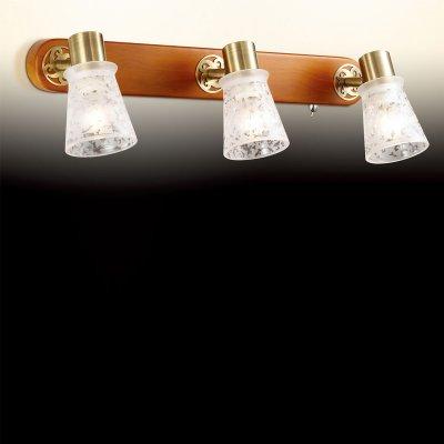 Светильник Odeon light 2614/3WТройные<br>Светильники-споты – это оригинальные изделия с современным дизайном. Они позволяют не ограничивать свою фантазию при выборе освещения для интерьера. Такие модели обеспечивают достаточно качественный свет. Благодаря компактным размерам Вы можете использовать несколько спотов для одного помещения.  Интернет-магазин «Светодом» предлагает необычный светильник-спот Odeon light 2614/3W  по привлекательной цене. Эта модель станет отличным дополнением к люстре, выполненной в том же стиле. Перед оформлением заказа изучите характеристики изделия.  Купить светильник-спот Odeon light 2614/3W  в нашем онлайн-магазине Вы можете либо с помощью формы на сайте, либо по указанным выше телефонам. Обратите внимание, что мы предлагаем доставку не только по Москве и Екатеринбургу, но и всем остальным российским городам.<br><br>S освещ. до, м2: 8<br>Тип цоколя: E14<br>Количество ламп: 3<br>MAX мощность ламп, Вт: 40<br>Длина, мм: 460<br>Высота, мм: 140<br>Цвет арматуры: бронзовый