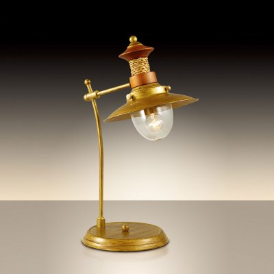 Светильник настольный Odeon light 2617/1TМорской стиль<br>Настольная лампа – это не просто источник дополнительного освещения, но и оригинальный элемент декора. Его можно установить в спальне, гостиной, кабинете и других комнатах. Интернет-магазин «Светодом» предлагает настольные лампы разных стилей по доступным ценам. Благодаря большому ассортименту Вы обязательно найдете в нашем каталоге именно ту модель, которую искали.   Настольная лампа Odeon light 2617/1T  – прекрасный вариант для завершения интерьера. Ее можно включить одновременно с люстрой для более яркого освещения или без нее для создания уютной атмосферы, настраивающей на отдых.   Купить настольную лампу Odeon light 2617/1T  Вы можете с помощью виртуальной «Корзины» или по контактным номерам, указанным на сайте.<br><br>S освещ. до, м2: 3<br>Тип цоколя: E14<br>Количество ламп: 1<br>Ширина, мм: 220<br>MAX мощность ламп, Вт: 40<br>Высота, мм: 480<br>Цвет арматуры: бронзовый