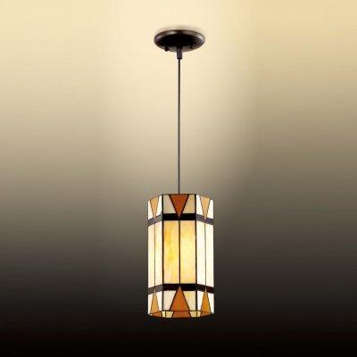 Светильник Odeon light 2636/1Одиночные<br><br><br>S освещ. до, м2: 3<br>Тип товара: Люстра подвесная<br>Скидка, %: 34<br>Тип цоколя: E14<br>Количество ламп: 1<br>MAX мощность ламп, Вт: 40<br>Диаметр, мм мм: 160<br>Высота, мм: 1200<br>Оттенок (цвет): геометрика<br>Цвет арматуры: коричневый