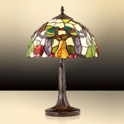Светильник настольный Odeon light 2639/1TТиффани<br>Настольная лампа – это не просто источник дополнительного освещения, но и оригинальный элемент декора. Его можно установить в спальне, гостиной, кабинете и других комнатах. Интернет-магазин «Светодом» предлагает настольные лампы разных стилей по доступным ценам. Благодаря большому ассортименту Вы обязательно найдете в нашем каталоге именно ту модель, которую искали. <br> Настольная лампа Odeon light 2639/1T  – прекрасный вариант для завершения интерьера. Ее можно включить одновременно с люстрой для более яркого освещения или без нее для создания уютной атмосферы, настраивающей на отдых. <br> Купить настольную лампу Odeon light 2639/1T  Вы можете с помощью виртуальной «Корзины» или по контактным номерам, указанным на сайте.<br><br>S освещ. до, м2: 4<br>Тип цоколя: E27<br>Цвет арматуры: коричневый<br>Количество ламп: 1<br>Диаметр, мм мм: 310<br>Высота, мм: 490<br>Оттенок (цвет): попугаи<br>MAX мощность ламп, Вт: 60
